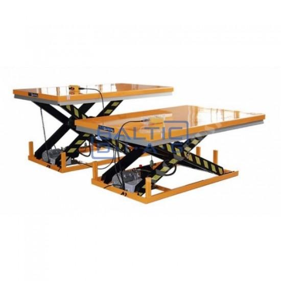 Pramoninė žirklinė platforma 2t