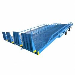 Mobili rampa pakrovimo platformai