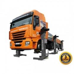 Mobilus keltuvas sunkvežimiams 7500kg ATH RG7.5-6, Vokietija