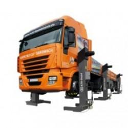 Mobilūs keltuvai sunkvežimiams 5500kg ATH RG5.5-6, Vokietija