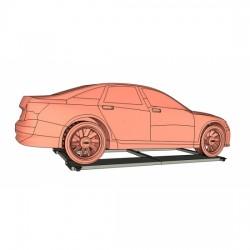 Mobili automobilių platforma int-movingplatform