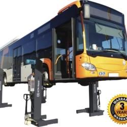 Mobilūs keltuvai sunkvežimiams 7500kg ATH RG7.5-4, Vokietija