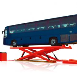 Komercinio transporto žirklinis keltuvas - Butler Cisor