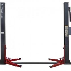 Automatinis dviejų kolonų keltuvas 4 tonų su elektromagnetiniu fiksavimu Redats L-220
